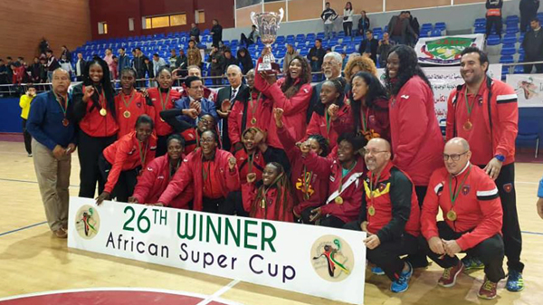 African Women's Handball Super Cup